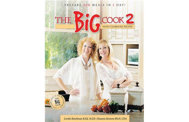 huge cook