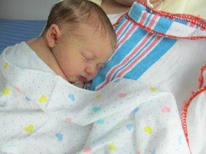 newborn maria
