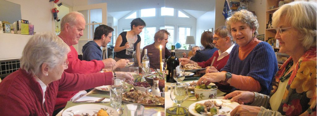 Average cost of thanksgiving