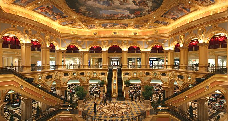 10 of the Largest Casinos in the World worth Visiting