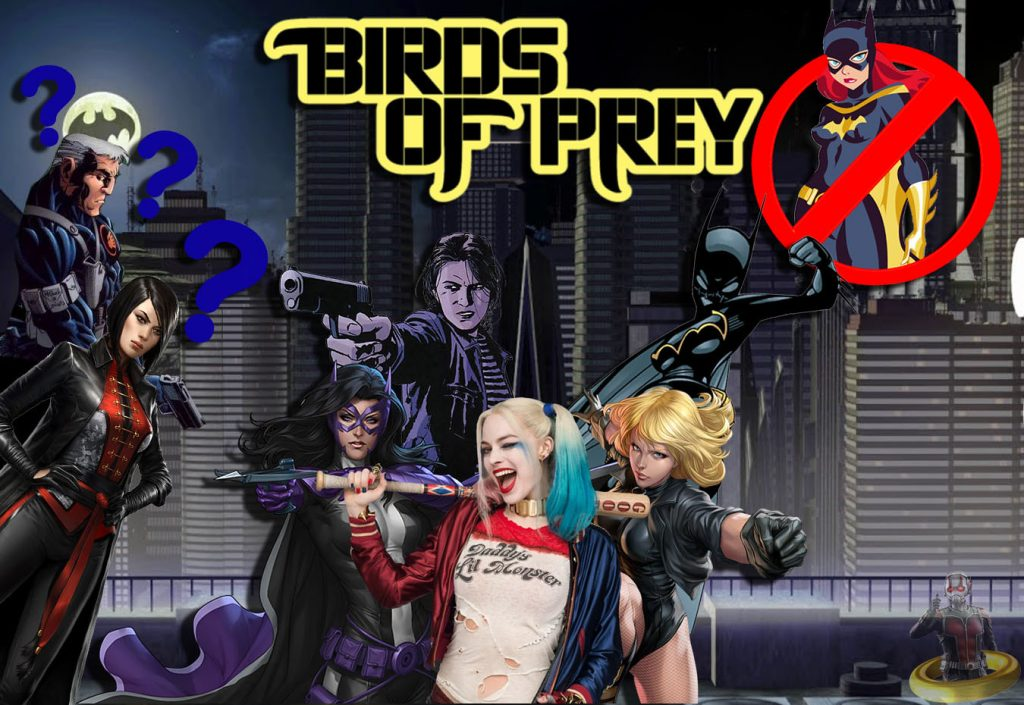 How much are the birds of prey cast worth