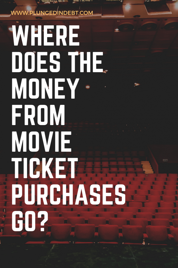 money from movie ticket purchases go