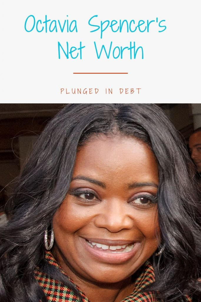 Octavia Spencer's net worth