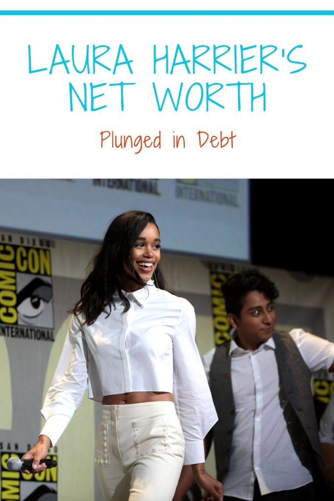 Laura Harrier's Net Worth