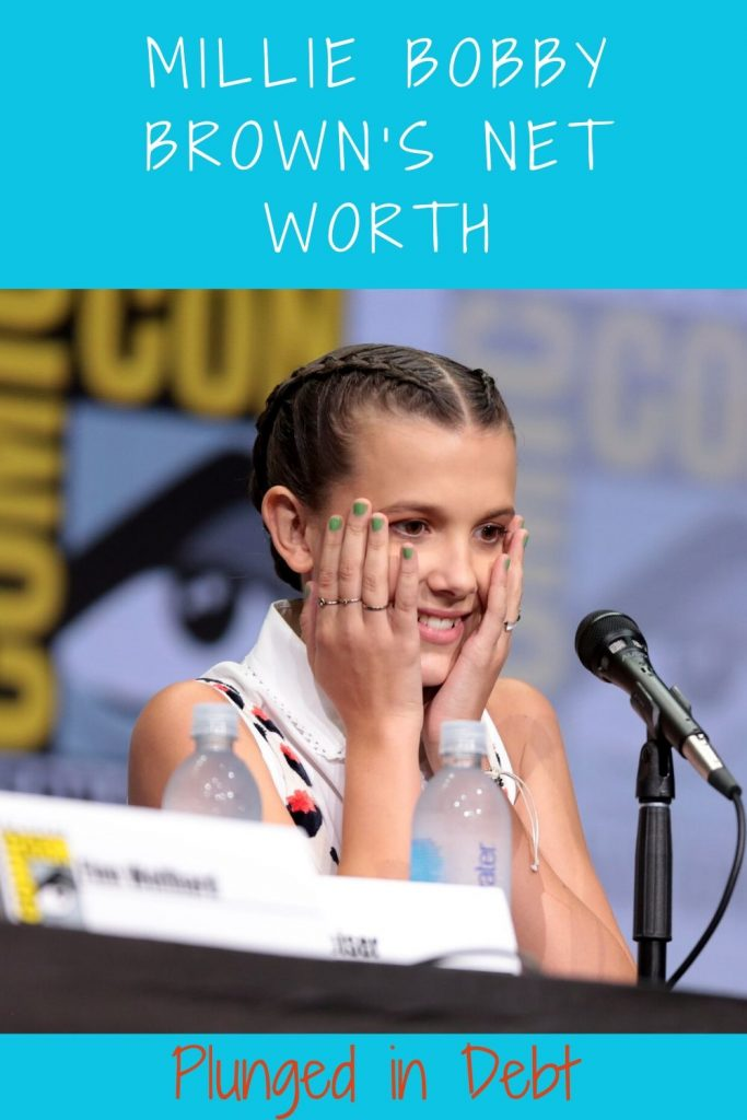 Millie Bobby Brown's Net Worth