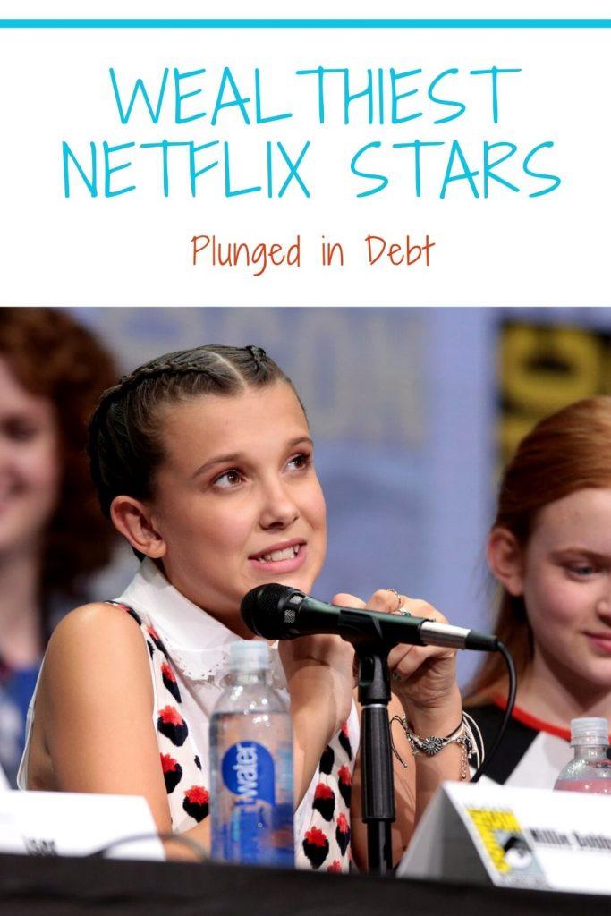 wealthiest netflix stars