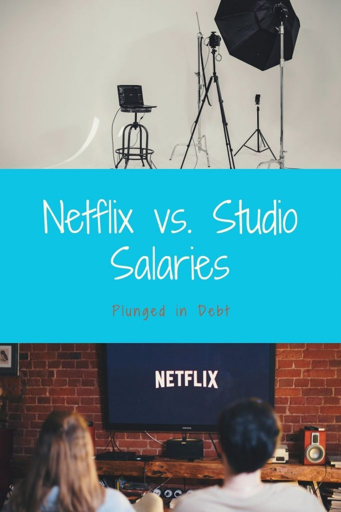 Netflix vs. Studio Salaries