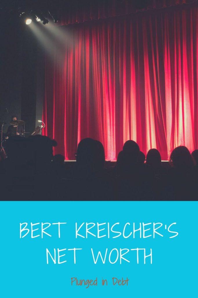 Bert Kreischer's net worth