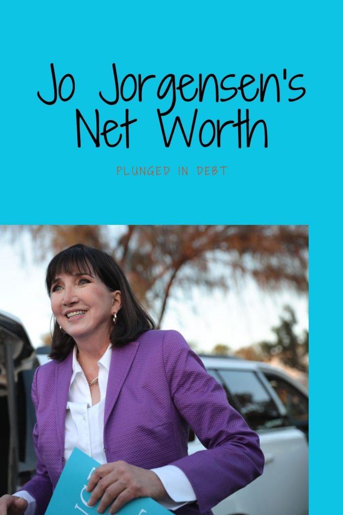 Jo Jorgensen's Net Worth