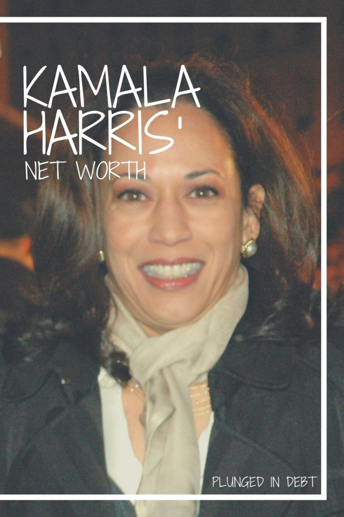 Kamala Harris' net worth