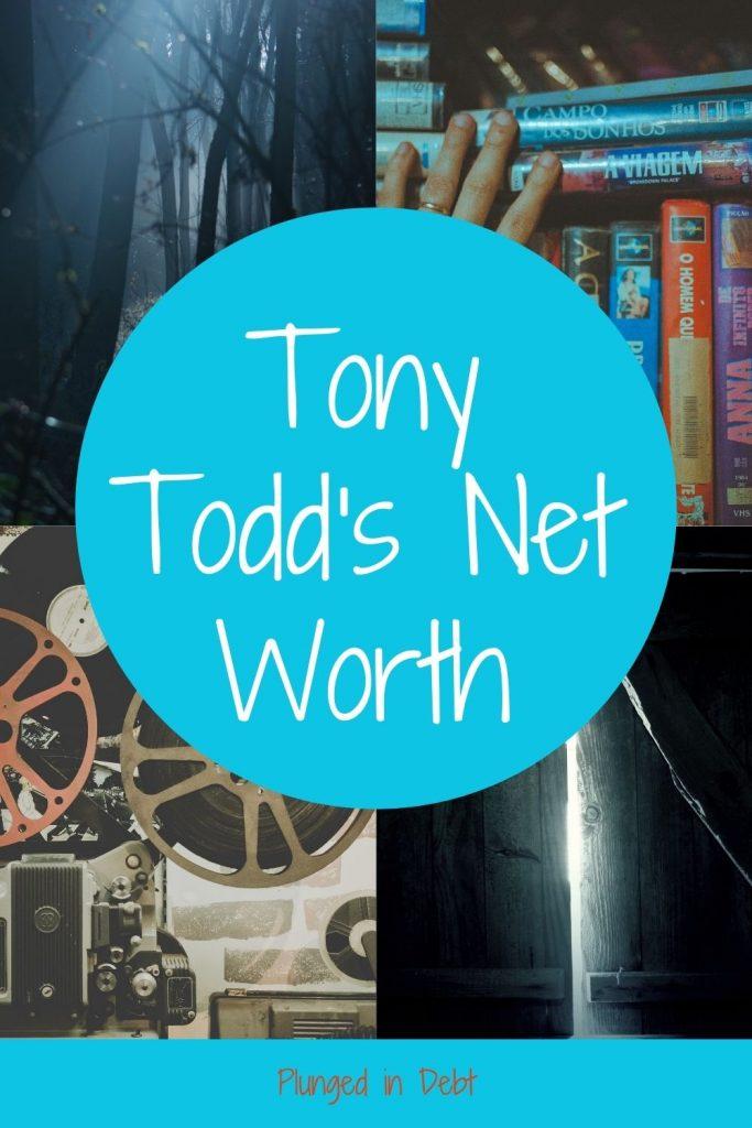 Tony Todd's Net Worth