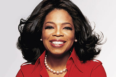 Oprah Winfrey's net worth