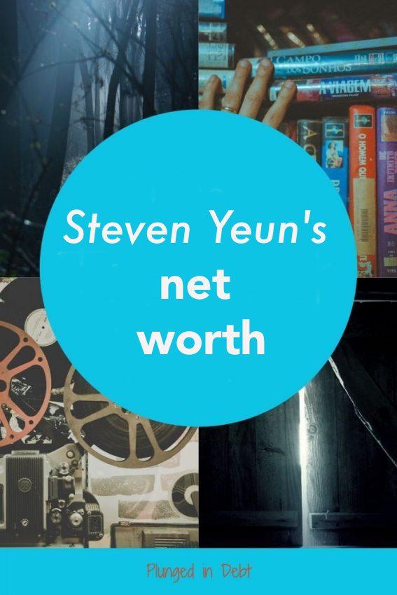 Steven Yeun's net worth